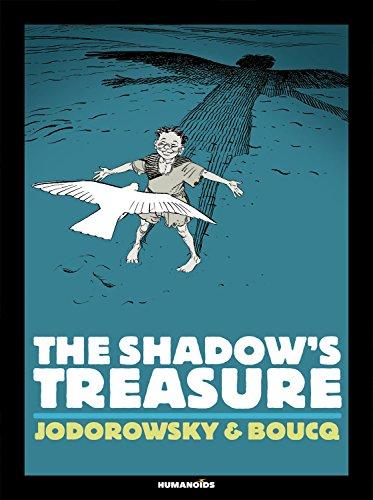 The Shadow's Treasure: Jodorowsky, Alexandro