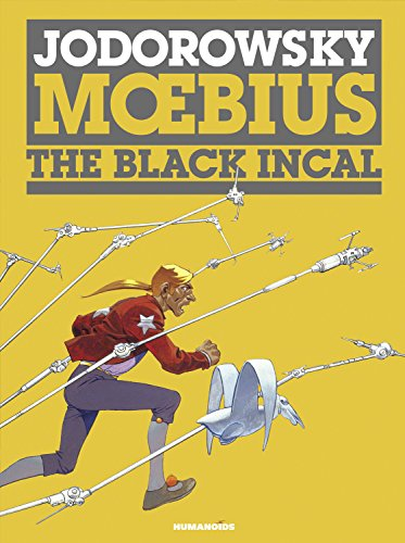 The Incal #1 : The Black Incal: Coffee Table Book (Limited to 999 copies)