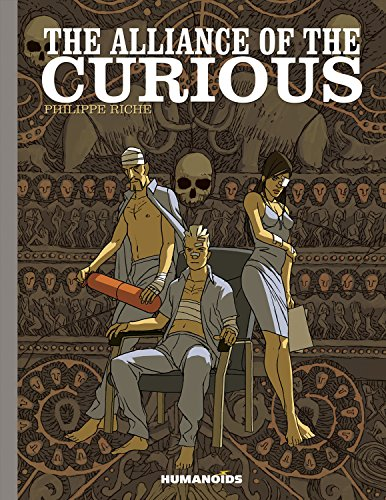 9781594650338: The Alliance of the Curious: Slightly Oversized Edition
