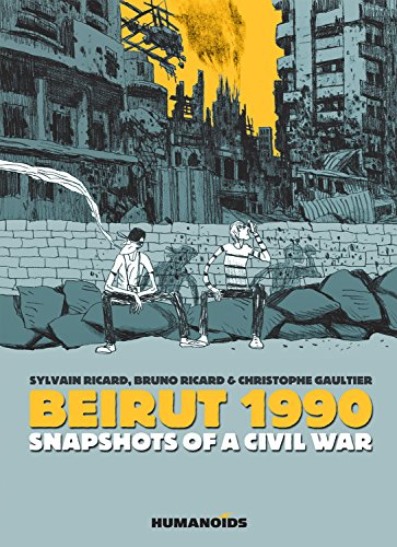 9781594650376: Beirut 1990: Snapshots of a Civil War