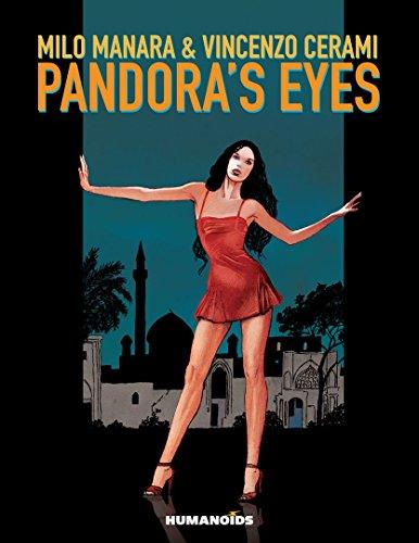 Pandora's Eyes (Pandora's Eyes): Cerami, Vincenzo