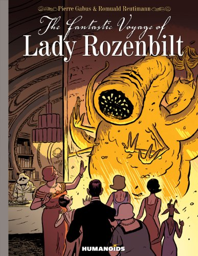 9781594650550: The Fantastic Voyage Of Lady Rozenbilt
