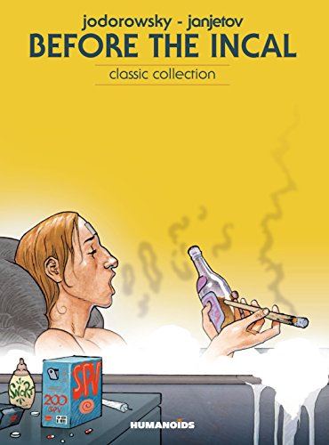 9781594650666: Before The Incal