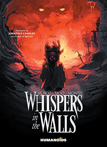 Whispers in the Walls: Munoz, David
