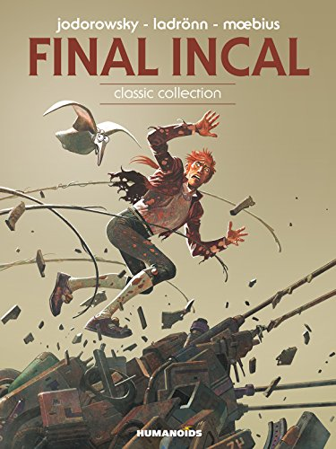 9781594650864: Final Incal: Deluxe Edition