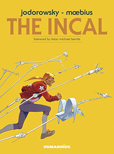 The Incal: Alexandro Jodorowsky