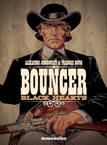 Bouncer : Black Hearts: Alejandro Jodorowsky