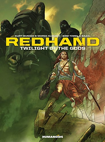 9781594651137: Redhand : Twilight of the Gods: Oversized Deluxe Edition