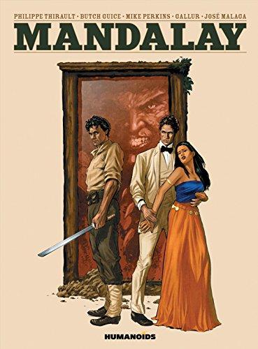 Mandalay (Hardcover): Philippe Thirault