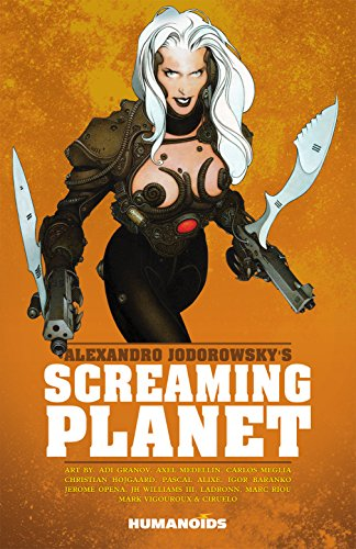 9781594651380: Jodorowsky's Screaming Planet (Alexandro Jodorowsky's Screaming Planet)