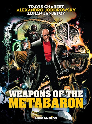 9781594651632: Weapons of the Metabaron