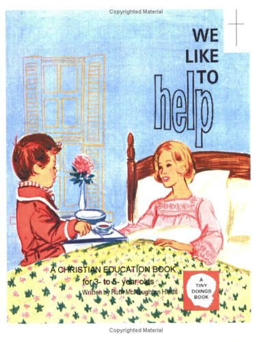 We Like To Help (Tiny): Hinds, Ruth Mcnaughton