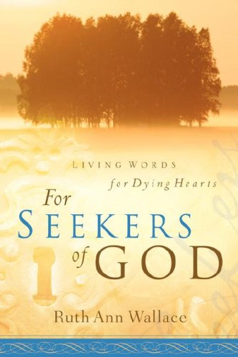 For Seekers Of God: Ruth Ann Wallace