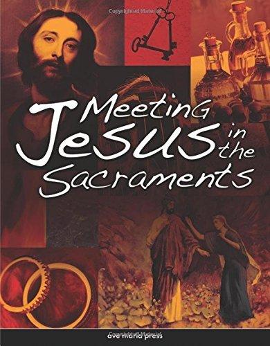 9781594711435: Meeting Jesus in the Sacraments