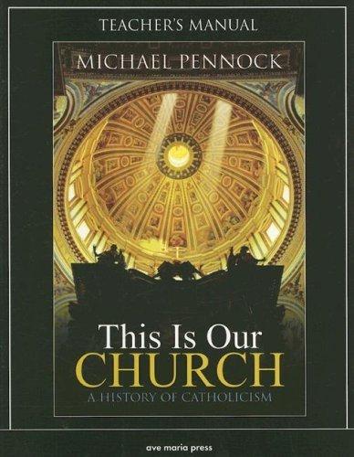 9781594711596: This Is Our Church (Teacher's Manual)