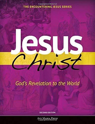 9781594716218: Jesus Christ: God's Revelation to the World (Encountering Jesus)