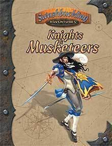 9781594720086: Knights & Musketeers (7th Sea)