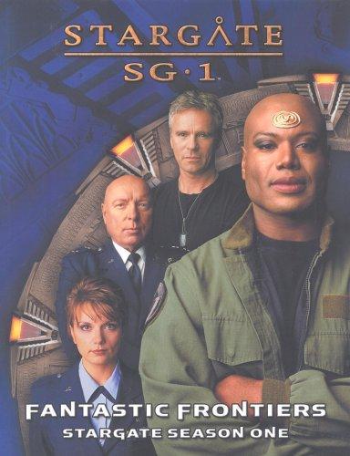 9781594720093: Stargate Sg1 Fantastic Frontiers Season One