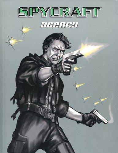 Agency (Spycraft D20 Spy Game): Alderac Entertainment