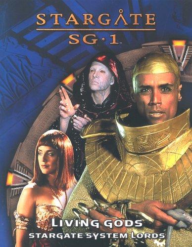 9781594720178: Living Gods: Stargate System Lords (Stargate Sg-1)