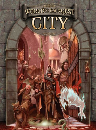 Worlds Largest City (Dungeons & Dragons d20 3.5 Fantasy Roleplaying): Farrese, Richard, Vaux, ...