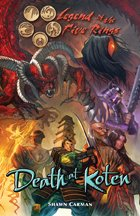 9781594720505: Death at Koten: Legend of the Five Rings