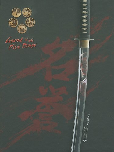 9781594720529: Legend of the Five Rings Rpg, 4th Ed.