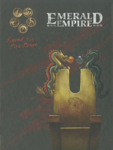 9781594720567: Emerald Empire 4th Edition*OP (Legend of the Five Rings)