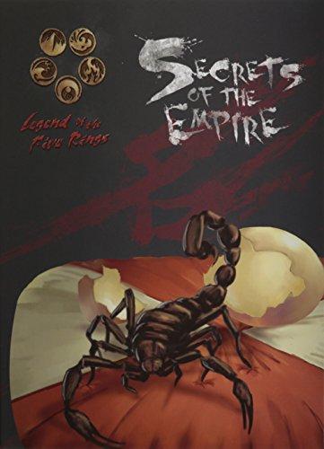 9781594720703: L5R Secrets of the Empire*OP