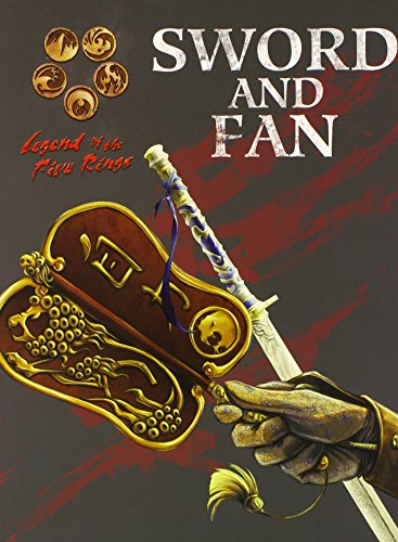 L5R Sword and Fan*OP