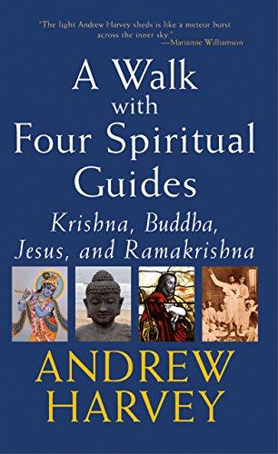 9781594731389: Walk with Four Spiritual Guides: Krishna, Buddha, Jesus and Ramakrishna (SkyLight Illuminations)