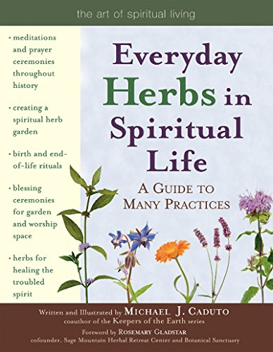 9781594731747: Everyday Herbs in Spiritual Life: A Guide to Many Practices