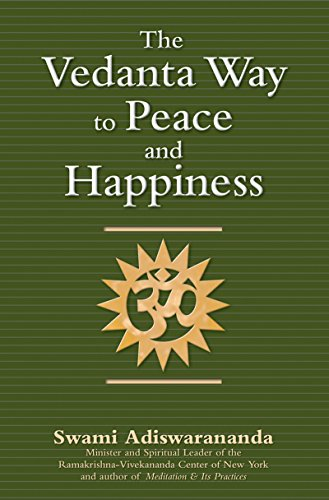 9781594731808: The Vedanta Way to Peace and Happiness