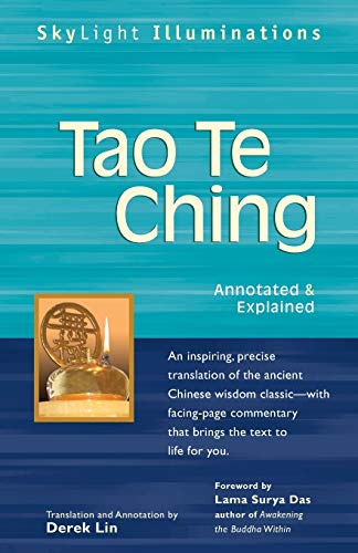 9781594732041: Tao Te Ching: Annotated & Explained (SkyLight Illuminations)