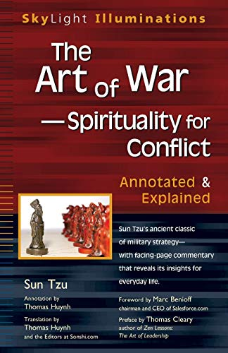 9781594732447: The Art of War -- Spirituality for Conflict: Annotated & Explained