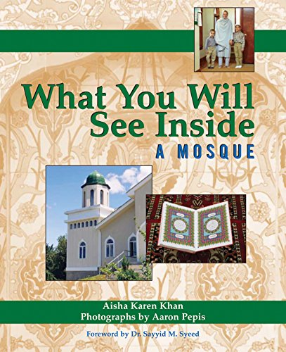 What You Will See Inside a Mosque: Aisha Karen Khan