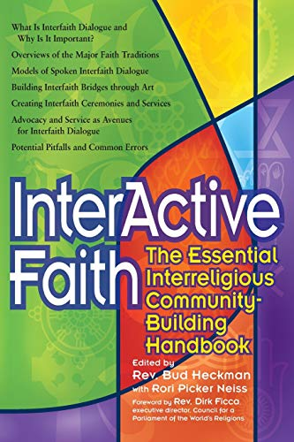 9781594732737: Interactive Faith: The Essential Interreligious Community-Building Handbook