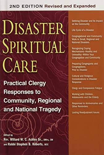 9781594735875: Disaster Spiritual Care, 2nd Edition: Practical Clergy Responses to Community, Regional and National Tragedy