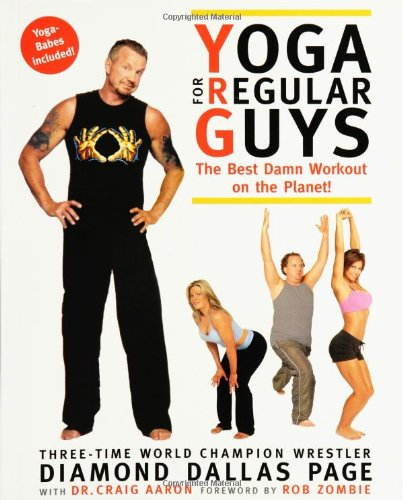 9781594740794: Yoga for Regular Guys: The Best Damn Workout on the Planet