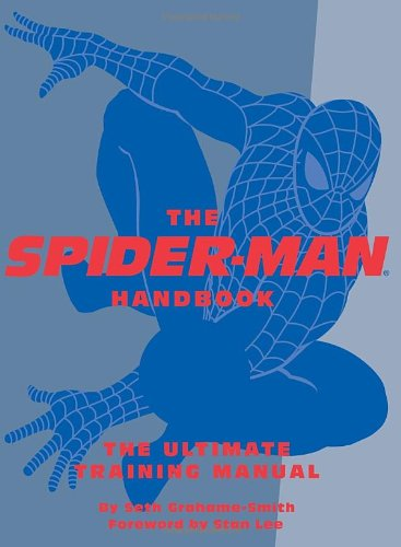 9781594741258: The Spider-Man Handbook: The Ultimate Training Manual Quirk Books