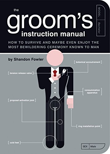 9781594741906: The Groom's Instruction Manual: How to Survive and Possibly Even Enjoy the Most Bewildering Ceremony Known to Man (Owner's and Instruction Manual)