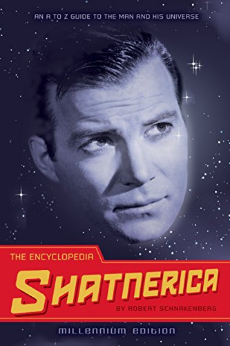 9781594742309: The Encyclopedia Shatnerica: An A to Z Guide to the Man and His Universe
