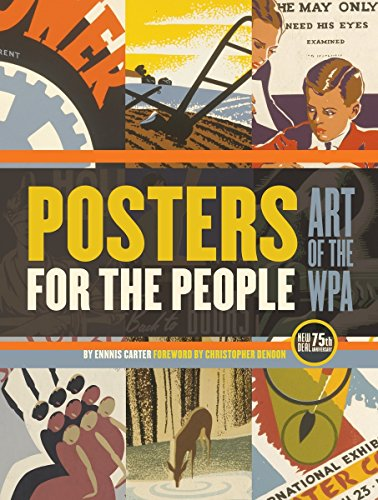 9781594742927: Posters for the People: Art of the WPA