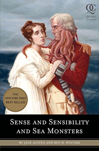 Sense and Sensibility and Sea Monsters: Austen, Jane; Winters,