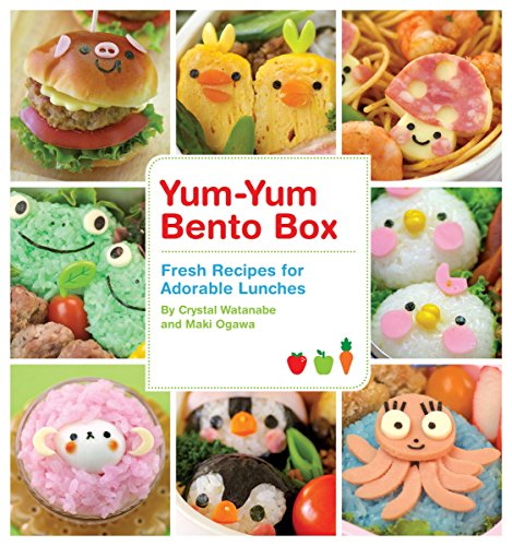 9781594744471: Yum-Yum Bento Box: Fresh Recipes for Adorable Lunches