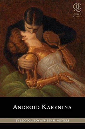 9781594744600: Android Karenina (Quirk Classics)