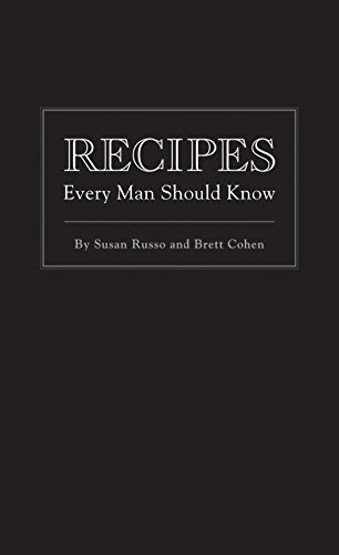 9781594744747: Recipes Every Man Should Know