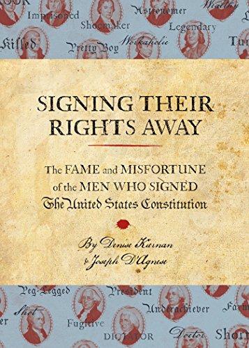 Signing Their Rights Away: Kiernan, Denise; D'Agnese, Joseph
