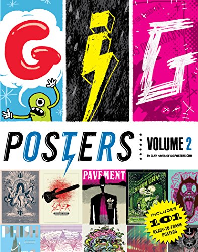Gig Posters Vol 2