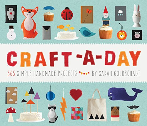 9781594745959: Craft-a-Day: 365 Simple Handmade Projects
